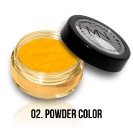 Pudră acrilică colorată - 02 - 8 ml
