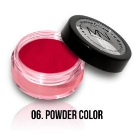 Pudră acrilică colorată - 06 - 8 ml