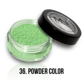Pudră acrilică colorată - 36 - 8 ml