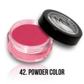 Pudră acrilică colorată - 42 - 8 ml