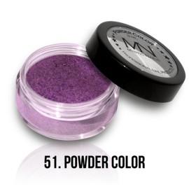 Pudră acrilică colorată - 51 - 8 ml