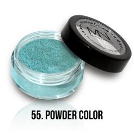 Pudră acrilică colorată - 55 - 8 ml