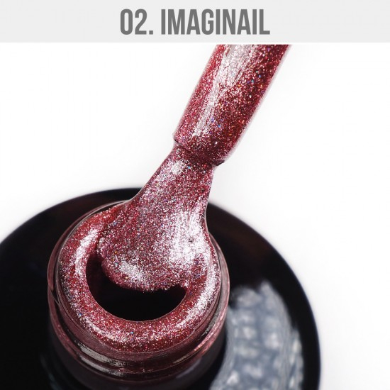 Gel Lac - Mystic Nails -  ImagiNail 02 - 12ml
